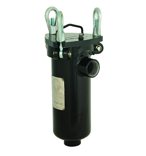 Used Graco 915-516 SST Bag Filter