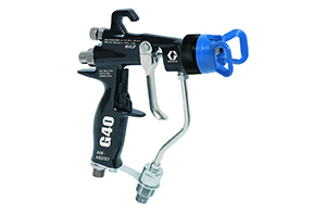 24C-856 Graco G40 Hi-Flow Air Assisted Airless Spray Gun