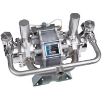 Used Graco Glutton 25:1 Bellows Pump