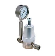 Used Graco 236-770 Back Pressure Regulator