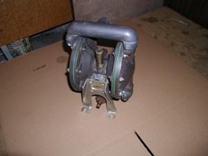 """Used ARO 1"""" Aluminum Diaphragm Pump"""
