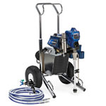 graco air assisted spray equipment